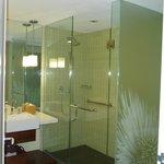 Master Bath. Duel sinks. Toilet has a secrete.