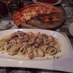 Tortellini!!! Yum