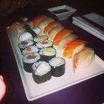 Sushi da 20 pezzi❤️
