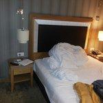 inside a Double room
