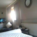 Luxury spacious room