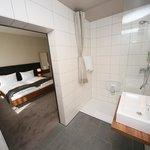 RiKu HOTEL Memmingen Schweizerberg - Badezimmer