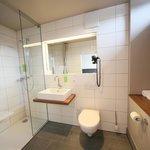 RiKu HOTEL Memmingen / Schweizerberg - Badezimmer