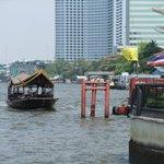 Hotel boat
