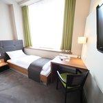 RiKu HOTEL Memmingen Schweizerberg - Einzelzimmer