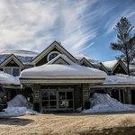 Touchstone Lodge in Lake Muskoka