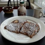 French Toast with Vermont Maple Syrup