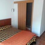 habitacion doble con terraza 1 o 2 camas
