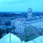 View from top of Vittorio Emmanuel Monument