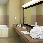 Bathroom of 2 Room Whirlpool Suite