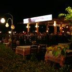 Kervansaray restaurant Dalyan