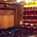Balcony, Row A, Seat 23
