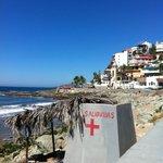 The Lifeguard Shack at Olas Altas