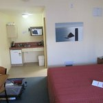 Bella Vista Motel New Plymouth Foto