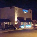 Front entrance, Blue Adobe Grill, Scottsdale, AZ