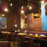 One of the dining rooms, Blue Adobe Grill, Scottsdale, AZ