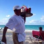Pastor - Great Bar Waiter Server