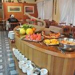 Cafe da Manha Colonial