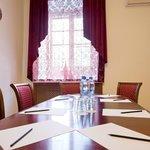 Комната переговоров/ Negotiations Room