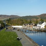 Fort Augustus - Caledonian Canal & Locks