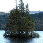 Cherry Island - Loch Ness