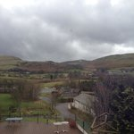 View from Thirlmere room in February 14