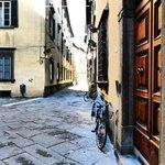 Una calle de Lucca