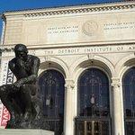 Detroit Institute of Arts (near Inn On Ferry Street)