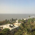 Seaview from hotel