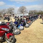 Motorcycle Club Gathering Spot