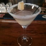 Lemon Drop Martini Kelly Stevens made. Delicious!