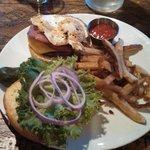 Arlington Breakfast Burger