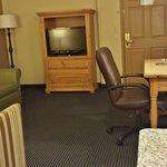 Suite Rm 410 very spacious