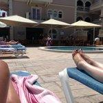 Always spare sun loungers :-)