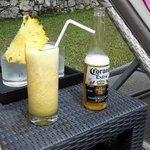 cocktail de fruit à tomber
