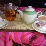 afternoon tea lovely:-)