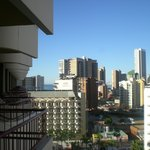 View from room 819