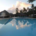piscine à 7h00 du mat