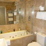 Bathroom in room 7