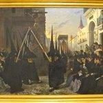 Thyssen Malaga - Los Penitentes Semana Santa