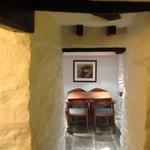 Relax in our historical cellar restaurant