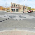 Standing on the Corner Park Route 66
