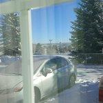 Sunshine & snow
