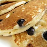 Oregon Blueberry Hotcakes