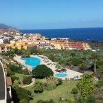 View from Hotel Las Olas, room 246