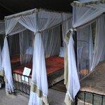 Tenda Tripla