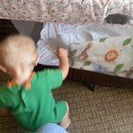 hole in crib