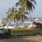 Isla San Andres