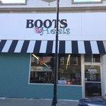 Boots & Heels store front