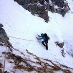 a brilliant days climbing